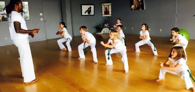 Kids Tucson Capoeira Classes