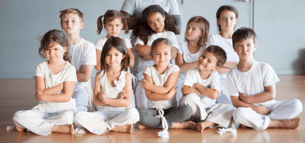 Kids Tucson Capoeira Classes w. Tucson Capoeira