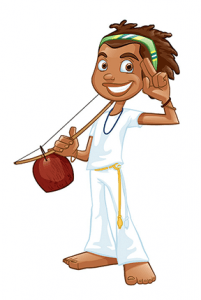 Kids Tucson Capoeira Classes w. Tucson Capoeira